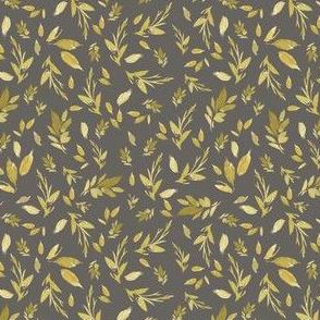 """4"""" Serengeti Gold Branches Tan Back"""