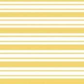 Yellow & White Stripes