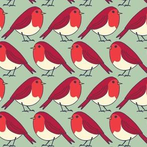 Robins sage by Pippa Shaw