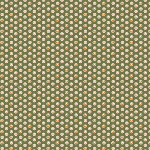 Fern Green Autumn Dot