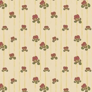 Viola Stripe | Fresh Start