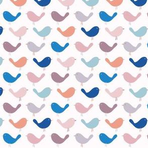 little birdie blue