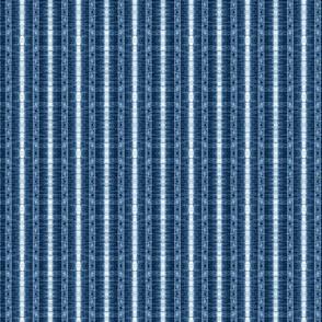 Indigo Darya Stripe