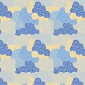 COTTAGE waves.BLUE-01