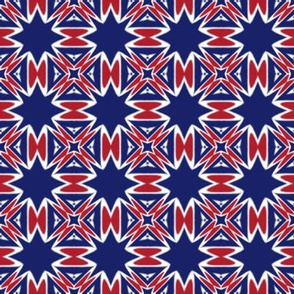 Montreal Canadiens Hockey Stars Team Colors Blue Red White