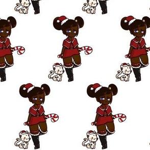 Kei Santa Girl