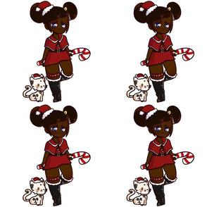 Kei Santa Girl-ed