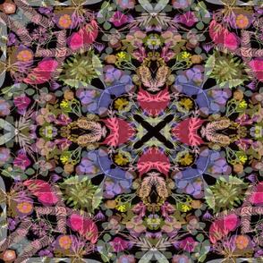 kaleidescope  Pink Forest