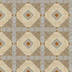 Geometric Mesh Squares, Curry