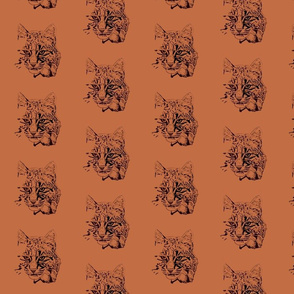 Bobcat IIa Sm by DulciArt,LLC