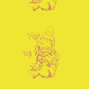 Bobcat I Lg by DulciArt, LLC