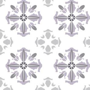 Lavendar Snow