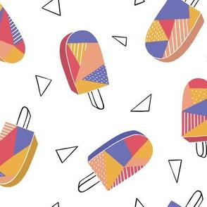 90s Pop Popsicles