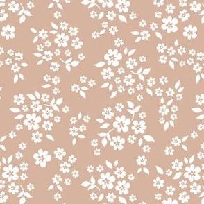 Whimsy Floral Dusty Peach