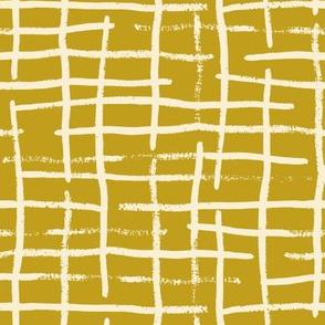 Misaligned Mustard Yellow