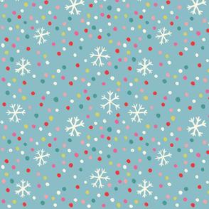 Confetti Snow