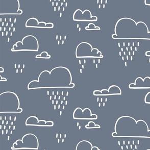 Clouds Rain Ash