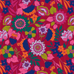 70s jewel tones spoonflower-pinks-01-01