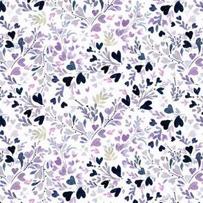 heart-floral-purples M