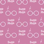 wizard glasses - purple + pink