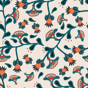 Tropical Chintz