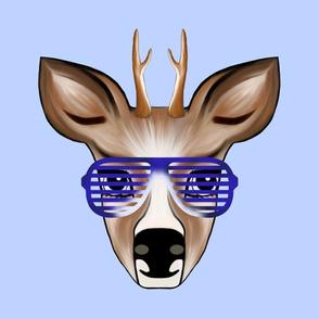 Party Deer blue