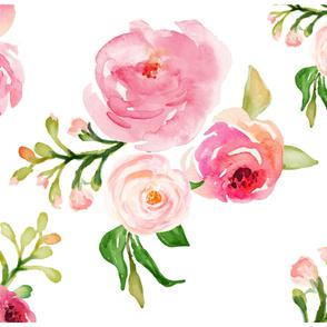 """42""""x36"""" Roses for Julie"""