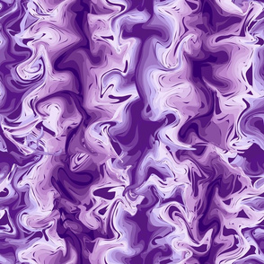 Small Swirls Purple