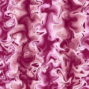 Small Swirls Pink