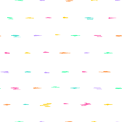 The Colorful Dash