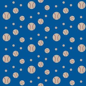 Baseball game toss -ocean