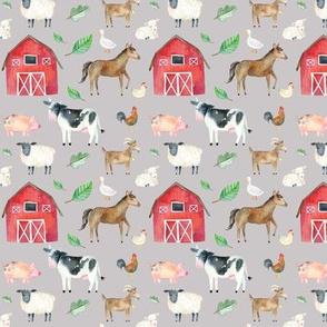 Farm animals A