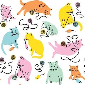 Kitty Wonderland - Rainbow