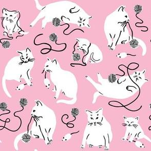 Kitty Wonderland - Pink