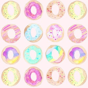 donuts pink