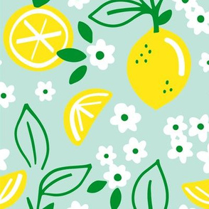Lemon Love - Mint