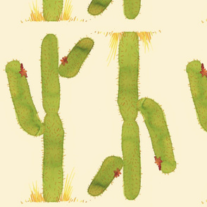 Saguaro-Watercolor