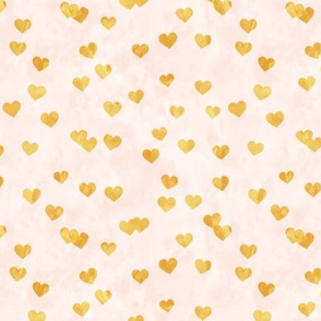 hearts - valentines -  blush - LAD19