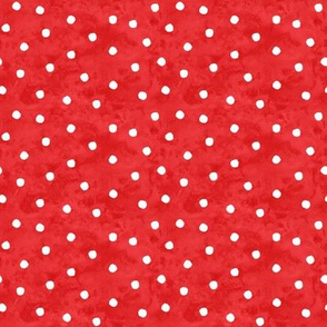 scatter dots - red - LAD19
