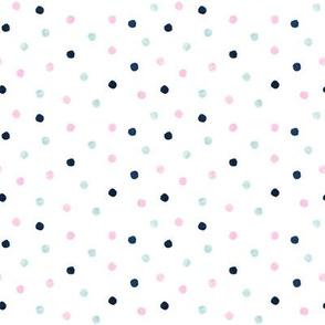 scatter dots - pink blue navy - LAD19