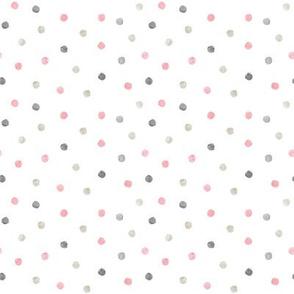 scatter dots - pink grey beige - LAD19