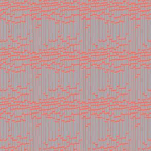 Basalt Coral and Grey