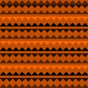 brown orange pattern