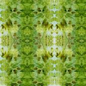 pecan leaf prints