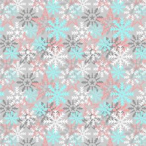 Snowflakes (Silver)