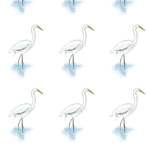 White Heron_Atelier LuckyBird NL