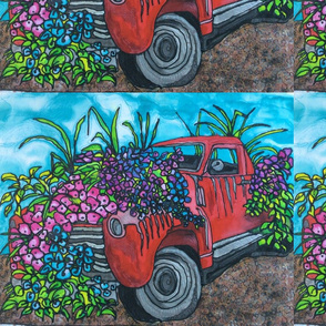 Red Truck _2