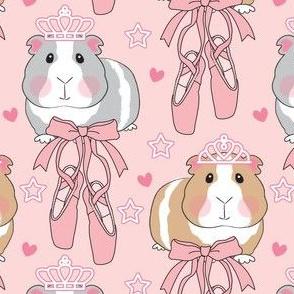 princess ballerina guinea pigs