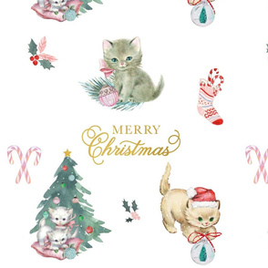 Christmas Kittens: Holiday Cats