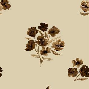Coffee date flowers